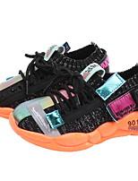 Недорогие -Мальчики Удобная обувь Flyknit Спортивная обувь Маленькие дети (4-7 лет) Черный / Бежевый / Зеленый Лето