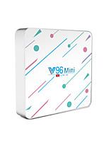 Недорогие -Заводское oemtv box v96mini6k4g + 128g android 9.0 allwinner h6 4 ГБ 128 ГБ четырехъядерный