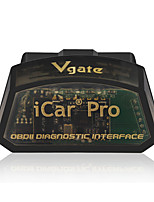 Недорогие -Детектор автомобиля eobd / obd2 низкой мощности icar pro wifi поддерживает ios и андроид для vgate