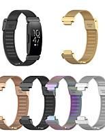 Недорогие -Сменный ремешок для часов из нержавеющей стали для Fitbit Inspire / Inspire HR / Ace2 Умный ремешок для браслета