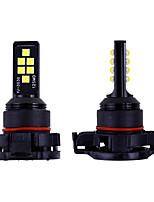 Недорогие -2 шт. Автомобиль h16 led 5202 (ес) супер яркий 3030 фишки 12smd высокой мощности противотуманные фары лампы вождения автомобиля противотуманные фары авто свет лампы 12 В