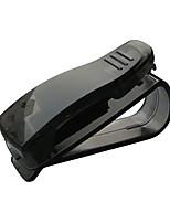 Недорогие -Горячие продажи бюстгальтер cip автомобильные аксессуары abs автомобиль солнцезащитный козырек солнцезащитные очки держатель билета клип