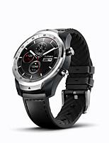 Недорогие -TicWatch TicWatch Pro Мужчина женщина Смарт Часы Android iOS WIFI Bluetooth Водонепроницаемый Сенсорный экран GPS Пульсомер Измерение кровяного давления ЭКГ + PPG