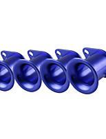 Недорогие -4 шт. / Компл. Автомобиль ремонт алюминиевого сплава постоянного тока 20 В предупреждают громкий клаксон для toyota ae86