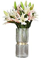 Недорогие -Искусственные Цветы 1 Филиал Классический Modern Вечные цветы Ваза Букеты на стол