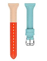 Недорогие -Ремешок для часов для Apple Watch Series 4/3/2/1 Apple Бабочка Пряжка Натуральная кожа Повязка на запястье