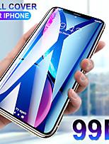 Недорогие -99d закаленное стекло для iphone x xs max xr стекло полная крышка для iphone 6 7 8 плюс защитная пленка для экрана 6s x xs закаленное стекло