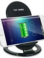 Недорогие -Портативное зарядное устройство / Беспроводное зарядное устройство Зарядное устройство USB USB Беспроводное зарядное устройство 1.1 A / 1 A DC 9V / DC 5V для Универсальный