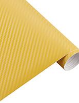 Недорогие -30 см х 127 см 3d углеродного волокна винил автомобиль саржа лист рулонная пленка автомобиля наклейки наклейки для мотоцикла автомобиля автомобили аксессуары для укладки