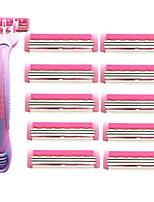 Недорогие -Аксессуары для бритья Уход за ребенком Электробритвы Влажное / сухое бритье / Ультралегкий (UL) Сухое бритье Нержавеющая сталь
