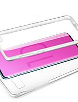 Недорогие -Кейс для Назначение SSamsung Galaxy S9 / S9 Plus / S8 Plus Защита от удара / Защита от пыли Чехол Прозрачный ТПУ / ПК