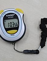 Недорогие -Муж. Спортивные часы Цифровой Черный Нет Секундомер Новый дизайн Хронометр Цифровой На открытом воздухе Новое поступление - Черный Один год Срок службы батареи