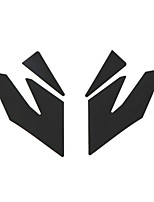 Недорогие -Мотоцикл протектор против скольжения коробка масла наклейка наклейка колена сцепление наклейка наклейка для Honda MSX125 / SF 16-19