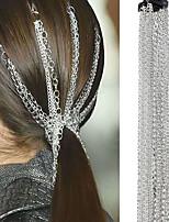 Недорогие -Жен. Массивный Винтаж модный Алюминий Заколки для волос Для вечеринок Школа