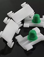 Недорогие -10шт пластиковые зажимы vauxhall - боковые накладки на отбойники, накладки на дверные накладки
