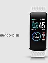 Недорогие -Смарт-браслет c18 bt фитнес-трекер поддержка уведомлений / монитор сердечного ритма водонепроницаемый SmartWatch совместимый IOS / Android телефоны