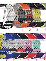 Недорогие -Большой легкий проветривать силиконовые спортивные часы ремешок браслет для fitbit ионных смарт-часы регулируемый замена браслет аксессуар