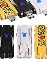 Недорогие -Майко мультфильм USB3.0 флэш-накопитель пластиковая игрушка стиль диск трансформер трансформация робот 128 г