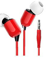 Недорогие -LITBest Ear05 Наушники-вкладыши Проводное EARBUD С подавлением шума