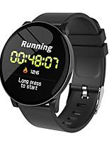 Недорогие -Смарт Часы Цифровой Современный Спортивные силиконовый 30 m Защита от влаги Пульсомер Bluetooth Цифровой На каждый день На открытом воздухе - Черный Розовый Серый