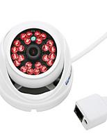 Недорогие -ESCAM QD520 Peashooter HD 720p P2P ИК-камера безопасности с ночным видением