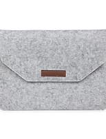 Недорогие -11.6 / 13.3/15.6 дюймовый ноутбук сумка сумка&усилитель; листовое волокно бизнес / классика для мужчин для женщин для офиса