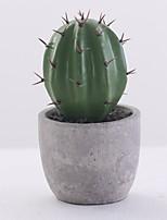 Недорогие -Искусственные Цветы 1 Филиал Классический европейский Суккулентные растения Букеты на стол