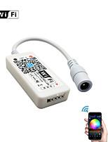 Недорогие -dc5-28v мини wifi bluetooth rgb / rgbw светодиодный контроллер от амазонки алексей домашний телефон google для полосы света