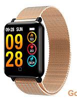 Недорогие -M19 plus умный браслет артериальное давление сердечного ритма умный бренд спортивный пульсометр плавательный браслет