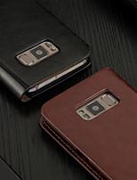 Недорогие -Кожаный чехол для телефона сальто musubo для apple samsung galaxy s10 lite plus s9 s8 note 10 Магнитная подставка для всего корпуса для samsung galaxy s9 s8 note 9 8 7