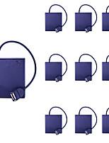 Недорогие -10 шт. Аккумуляторы Новый дизайн / Газонокосилка пластик Аксессуары для RGB LED Strip Light / для светодиодной полосы света