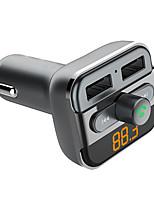 Недорогие -Bt20 автомобиль mp3-плеер Bluetooth двойной USB-передатчик FM автомобильный Bluetooth-гарнитура громкой связи