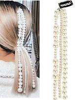 Недорогие -Жен. модный Мода Симпатичные Стиль Искусственный жемчуг Заколки для волос Для вечеринок Школа
