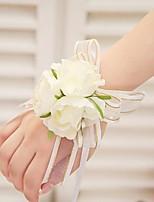 Недорогие -Искусственные Цветы 1 Филиал Односпальный комплект (Ш 150 x Д 200 см) Свадебные цветы Вечные цветы Букеты на стол