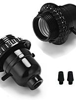 Недорогие -OYLYW 2pcs E26 / E27 85-265 V Своими руками / Аксессуары для ламп пластик Разъем для лампочки