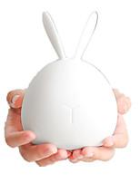 Недорогие -LITBest 1шт Rabbit Ночные светильники USB Атмосферная лампа 5 V