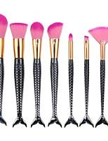 Недорогие -профессиональный Кисти для макияжа 7pcs Очаровательный Мягкость Sexy Lady Пластик за Косметическая кисточка