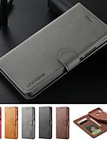 Недорогие -кожаный флип стенд магнитный кошелек чехол для телефона для huawei honor 9x pro honor 9x honor 8x крышка карты держатель