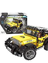 Недорогие -GUDI Конструкторы 1 pcs Грузовик совместимый Legoing моделирование Все Игрушки Подарок