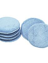 Недорогие -аппликатор воска синего микрофибры для авто (упаковка из 6 штук)