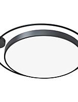 Недорогие -HEDUO Потолочные светильники Потолочный светильник Окрашенные отделки Металл Новый дизайн, Триколор 110-120Вольт / 220-240Вольт Теплый белый