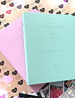 Недорогие -Фотоальбомы Школа / выпускной / Семья Современный современный Прямоугольный Для дома