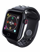 Недорогие -Z7 Smart Watch BT Поддержка фитнес-трекер уведомить&Монитор сердечного ритма, совместимый с телефонами Apple / Samsung / Android
