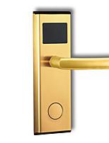 Недорогие -Factory OEM PRND-RF100 сплав цинка Блокировка карты Умная домашняя безопасность Android система RFID Дом / офис / Гостиница Деревянная дверь (Режим разблокировки Сумки для карточек)
