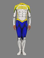 Недорогие -Вдохновлен My Hero Academia Boko No Hero Супер-герои Аниме Косплэй костюмы Японский Косплей Костюмы Назначение Муж.