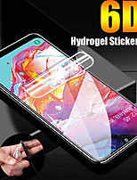 cheap -2pcs 6d soft silicone hydrogel screen protector tpu clear film for samsung galaxy s10 a50 a70 a80 a90 s10 plus note 8 9 m10