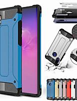 Недорогие -противоударная крышка телефона чехол для Samsung Galaxy Note 10 Note 10 Pro резиновая броня гибридный ПК твердый переплет для Samsung Galaxy Note 9 Note 8 силиконовый чехол ТПУ