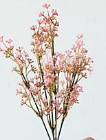 Недорогие -Искусственные Цветы 1 Филиал Классический Свадебные цветы Вечные цветы Букеты на стол