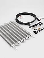Недорогие -маленький автомобиль воздушный конденсатор радиатор охладитель ребра трубы ремень конденсатор общего применения