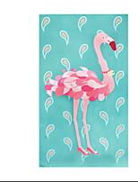 Недорогие -Высшее качество Пляжное полотенце, Животное Хлопко-льняная смешанная ткань Ванная комната 1 pcs